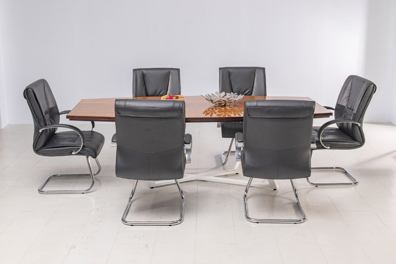 Meeting Table and Office Chairs
